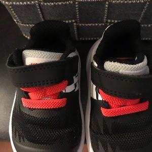Nike Shoes - Infant size 2 Nike tennis shoes